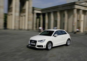 "The intelligent car fleet: ""Audi shared fleet"" takes on the German capital"
