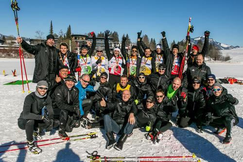 Audi Sport Wintercamp 2015
