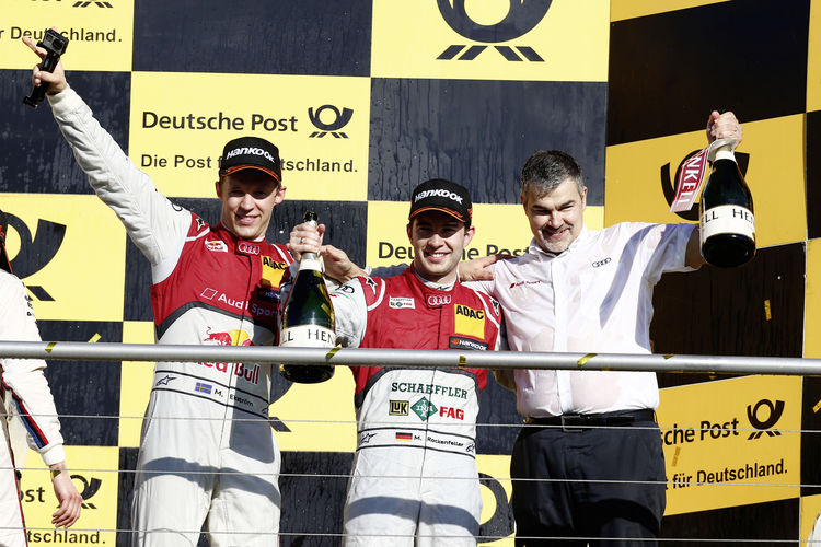 Quotes after the DTM finale
