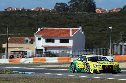 DTM Test Estoril 2015