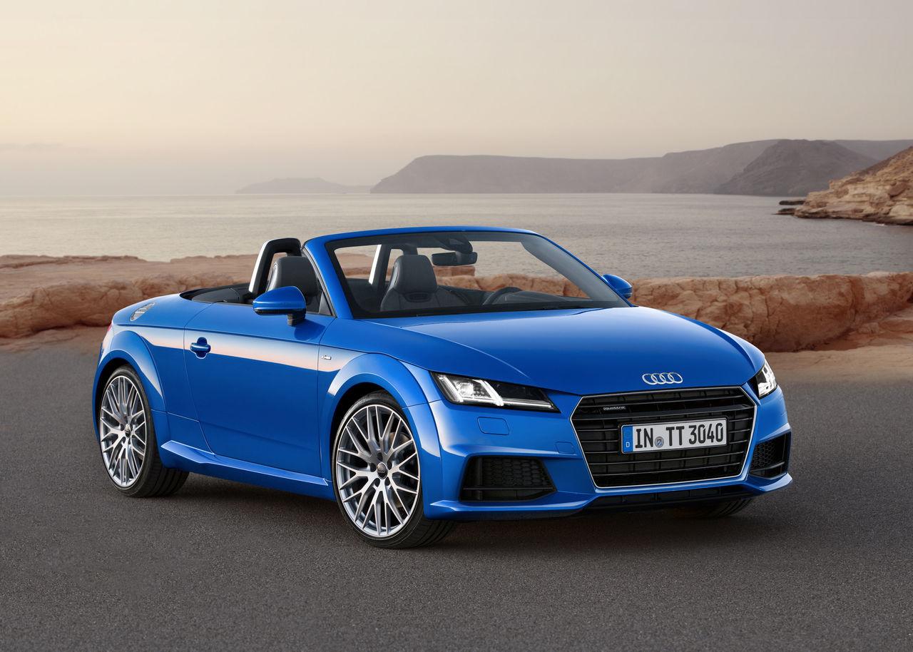 Kekurangan Audi Tt Roadster Perbandingan Harga