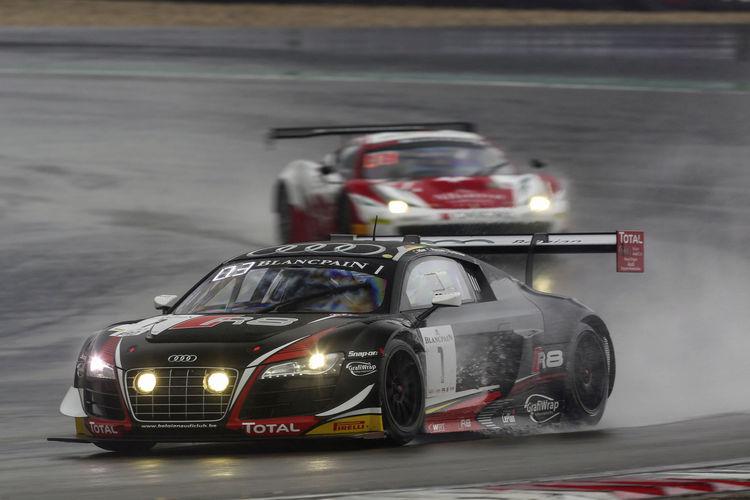 Laurens Vanthoor gewinnt für Audi den Titel in der Blancpain Endurance Series