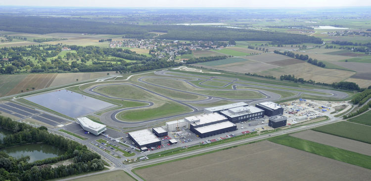 Audi opens high-tech complex  in Neuburg an der Donau