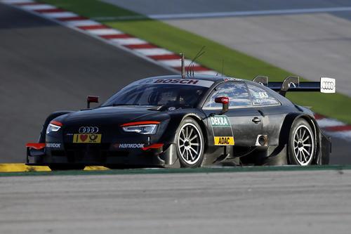 DTM Test Portimao 2015