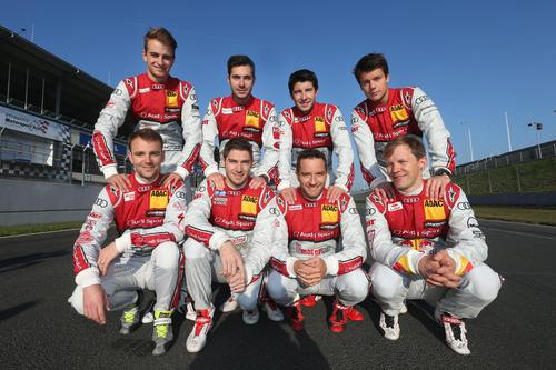 DTM drivers 2015