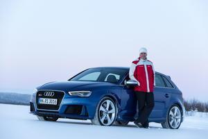 Audi-Rennfahrer und RS-Modelle