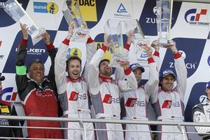 Zweiter 24-Stunden-Rennsieg für Audi innerhalb von sieben Tagen