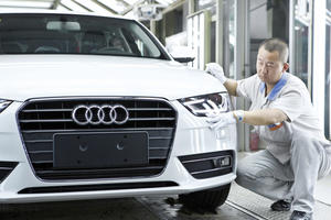 Audi Standort Changchun (China)