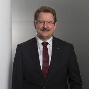 Patrick Danau, Managing Director of Logistics and Spokesperson of the Management, AUDI BRUSSELS S.A./N.V.