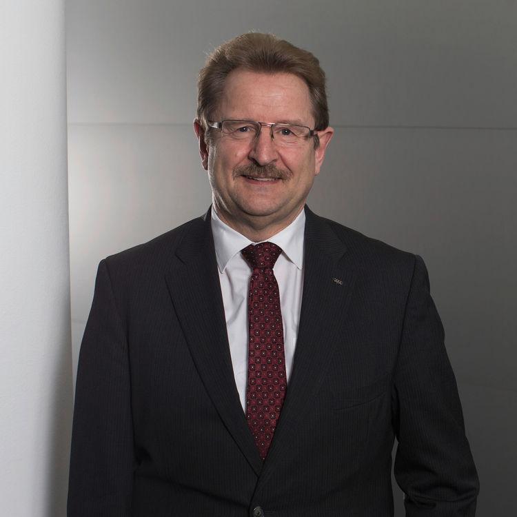 Patrick Danau, Generaldirektor Produktion Technik und Logistik sowie Sprecher der Geschäftsführung, AUDI BRUSSELS S.A./N.V.