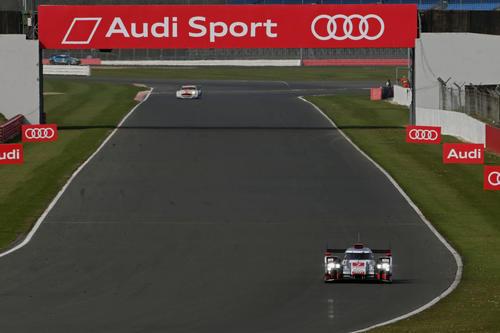 WEC Silverstone 2015