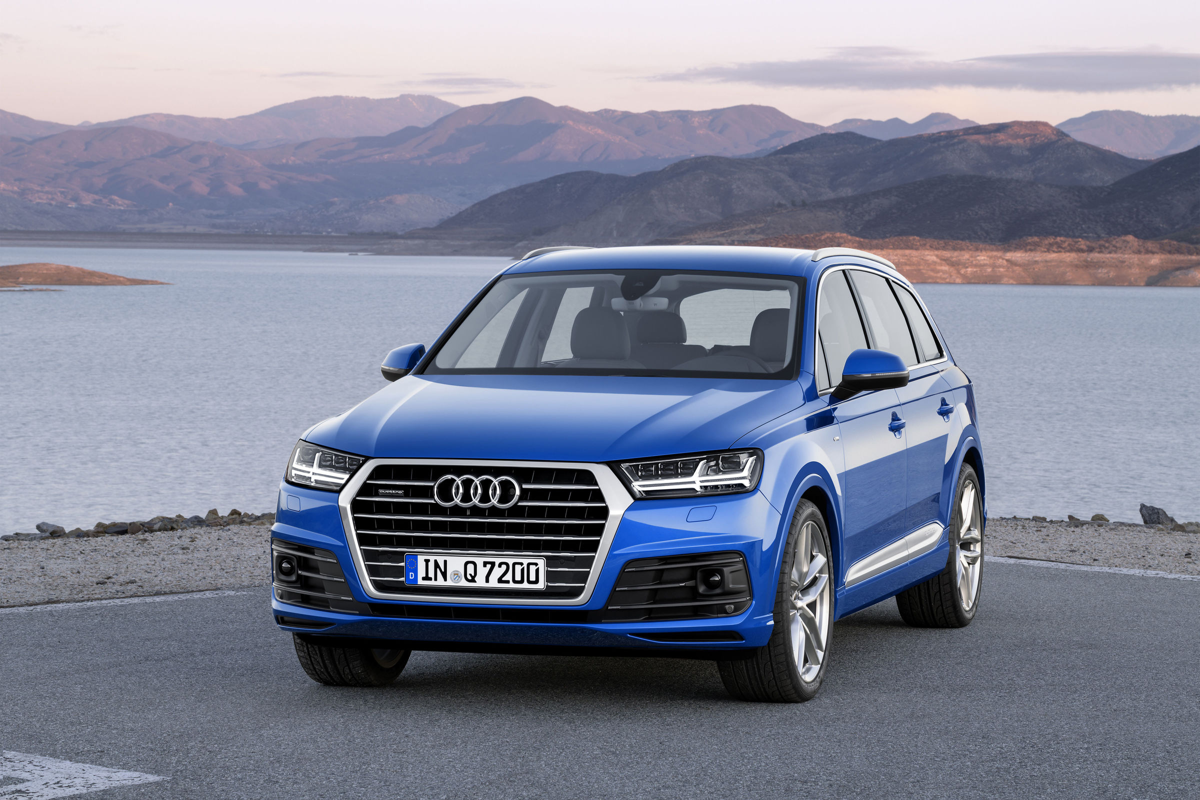 The New Audi Q7 Sportiness Efficiency Premium Comfort Audi