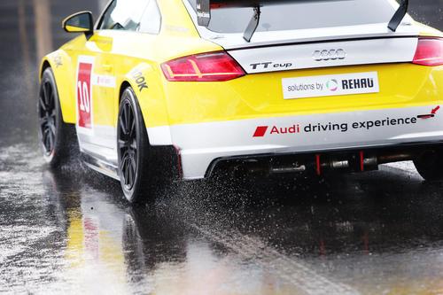 Audi Sport TT Cup VIP Test
