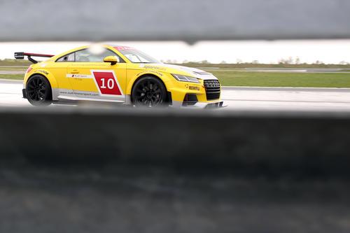 Audi Sport TT Cup VIP-Test