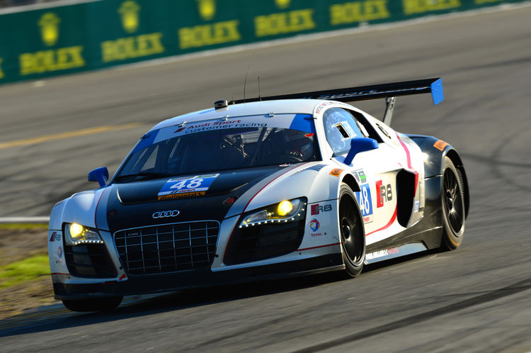Erste Pole-Position für Audi in Daytona