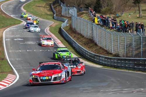24h Nürburgring quali race 2015