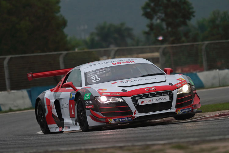 Audi R8 LMS Cup 2015