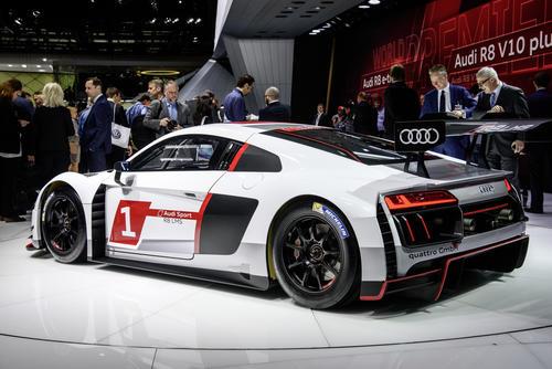 GT racing various 2015