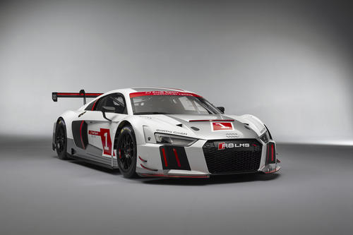 Audi R8 LMS (2015)