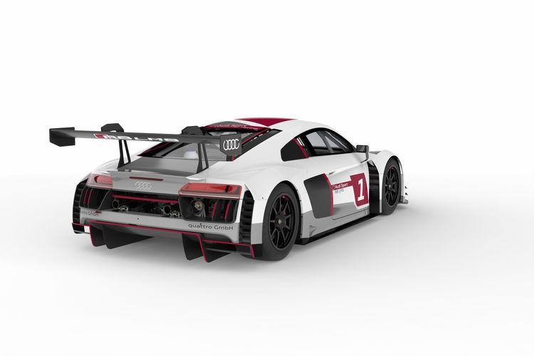 Audi R8 LMS (2015) 360 degrees