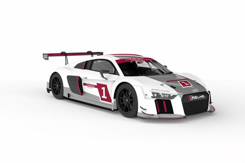 Audi R8 LMS (2015) 360 degrees