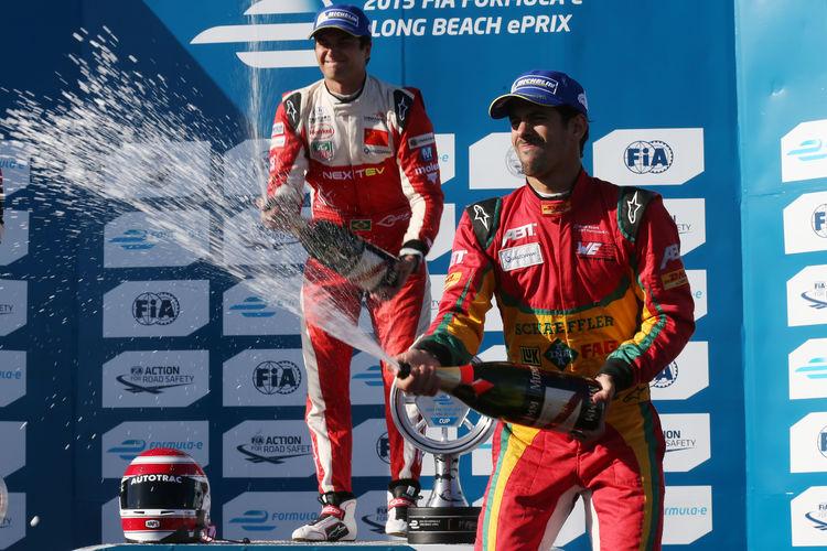 Formel E Long Beach 2015