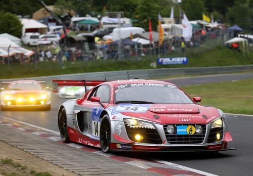 24 Stunden Nürburgring 2015