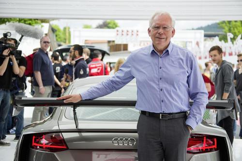Audi am Wörthersee 2015