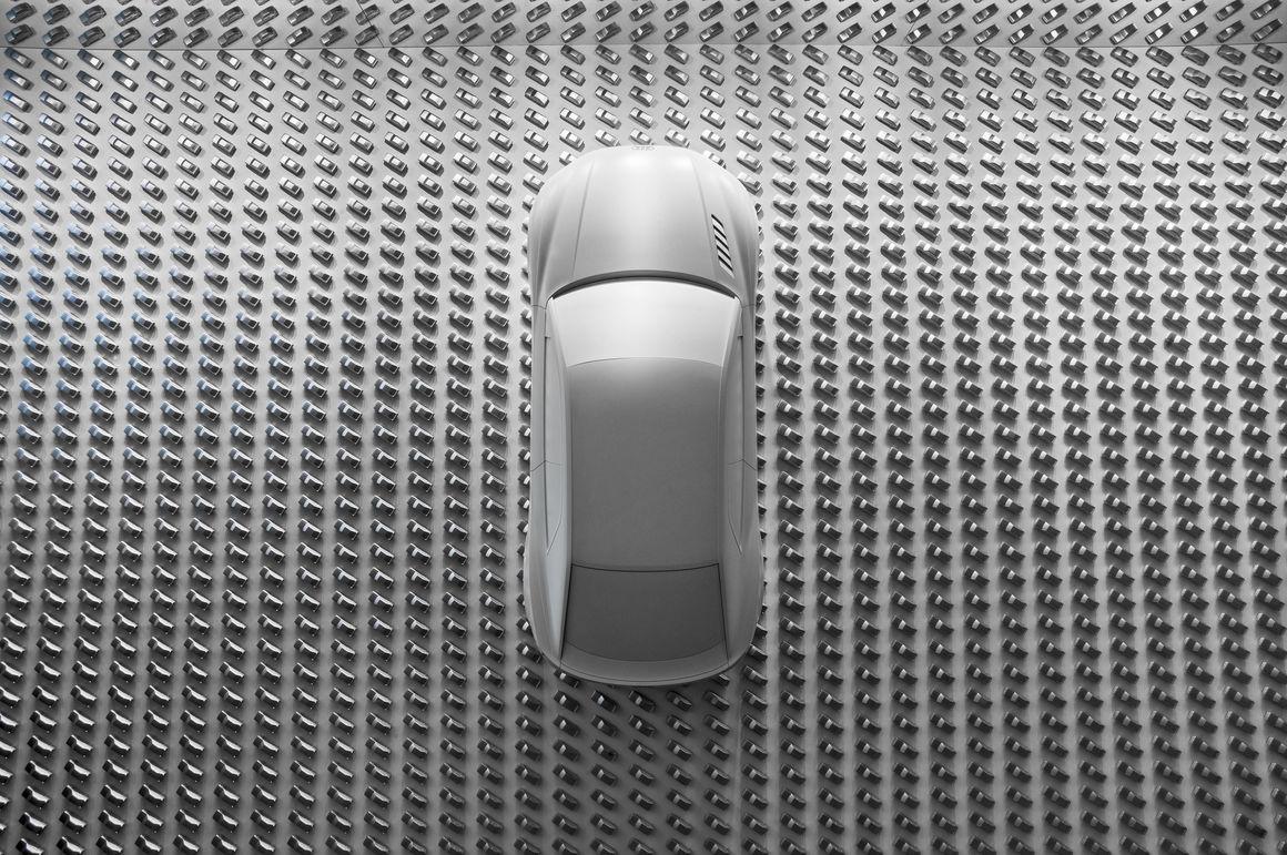 Audi zu Gast in der Pinakothek der Moderne