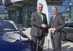 Audi in Ingolstadt war Gastgeber der 2. Bayerischen Verkehrssicherheitskonferenz: