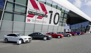 126th Annual General Meeting of AUDI AG in Neckarsulm