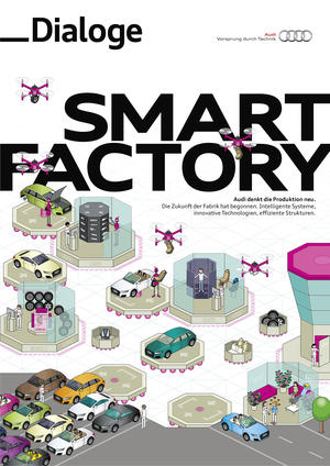 Dialoge Magazin Smart Factory