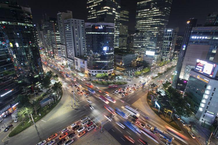 Audi Urban Future Initiative – Team Seaul