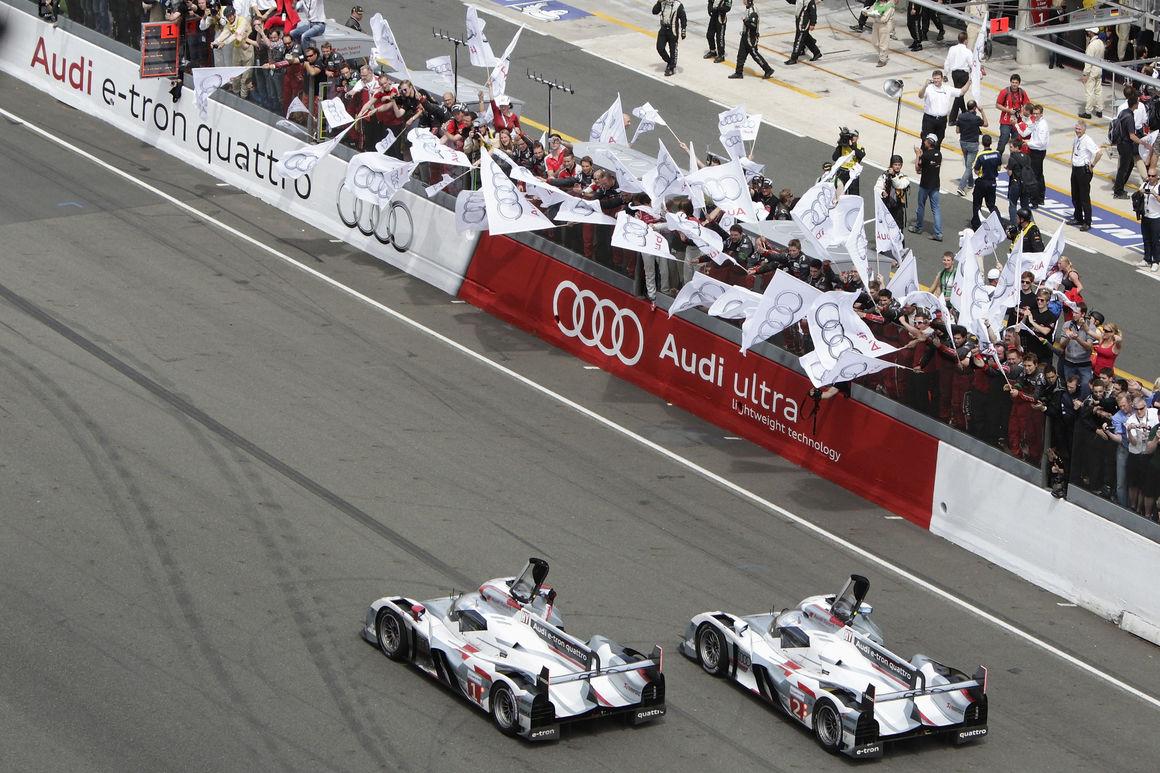 Le-Mans-Sieg 2012