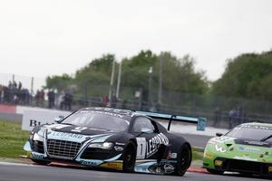 Blancpain Endurance Series 2015 Silverstone