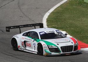 GT Italia 2015 Vallelunga