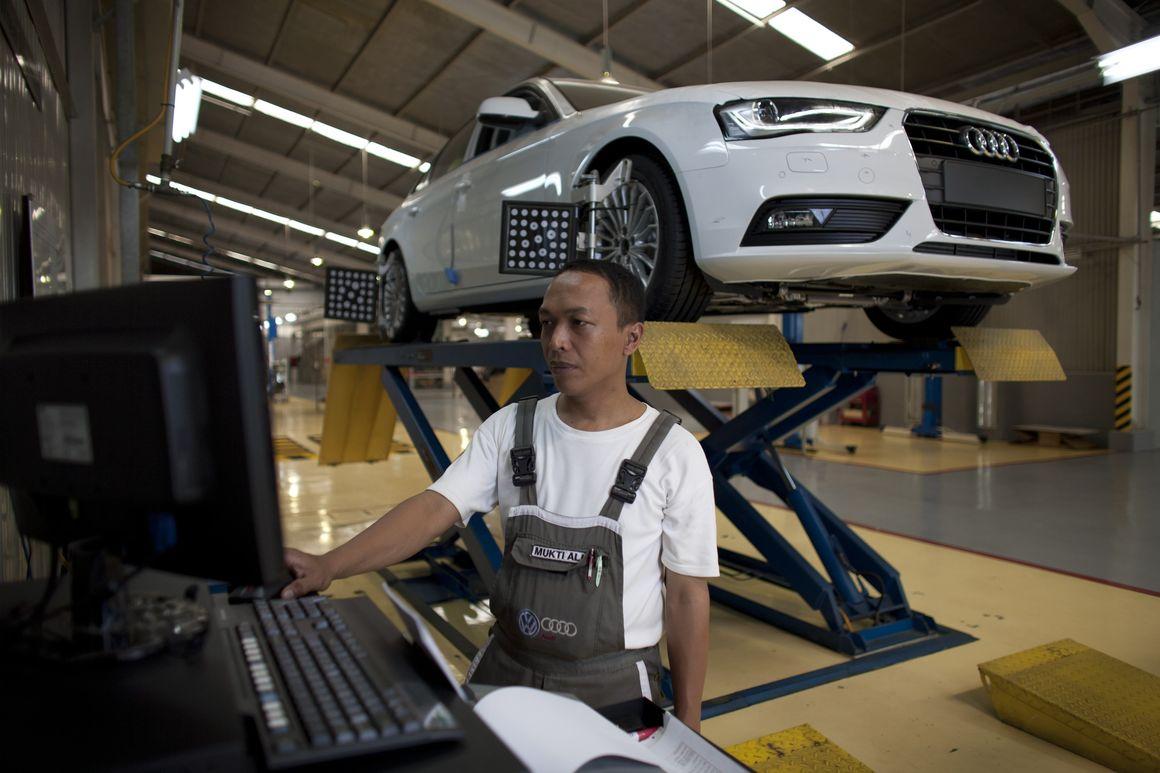 Montagewerk Jakarta