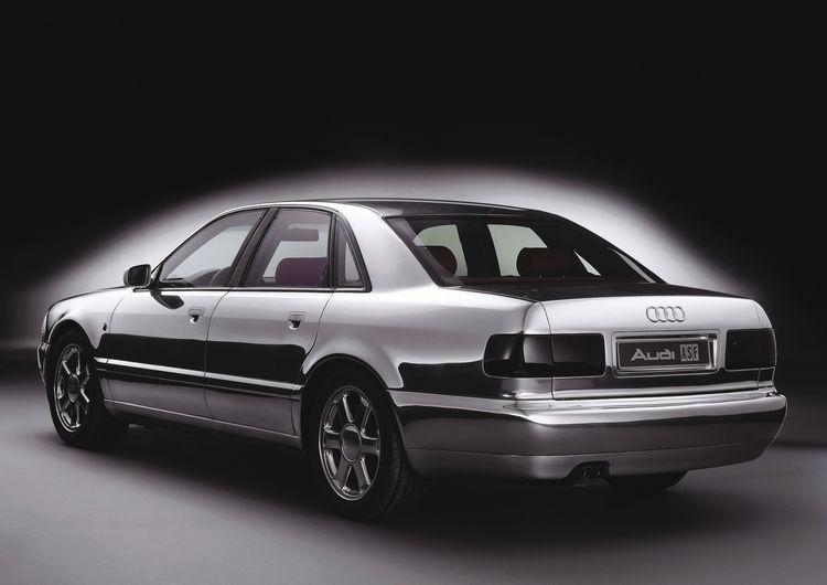 20 Jahre Audi Space Frame – Siegeszug begann auf der IAA