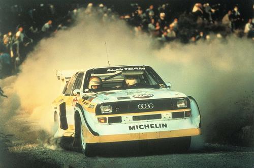 Audi Motorsport History