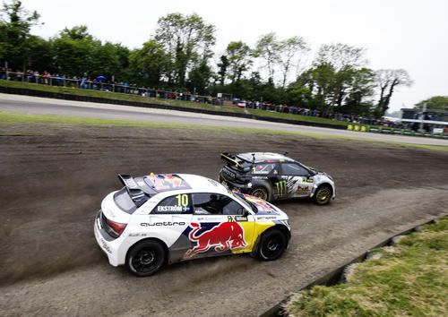 World RX Lydden Hill 2015