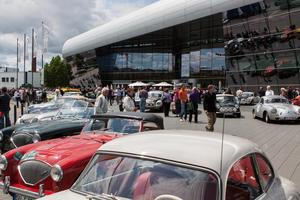 Erlebnistag im Audi Forum Neckarsulm 2013: