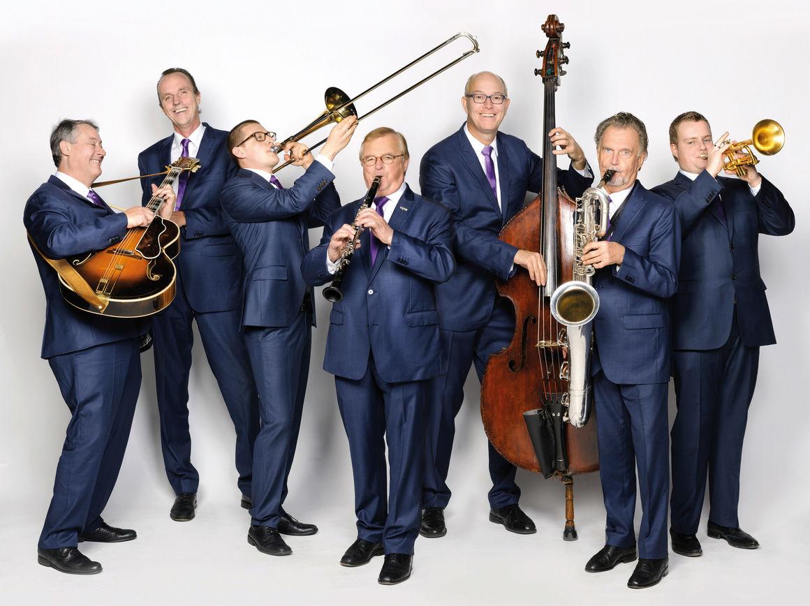 Jazz im Audi Forum Ingolstadt - Dutch Swing College Band