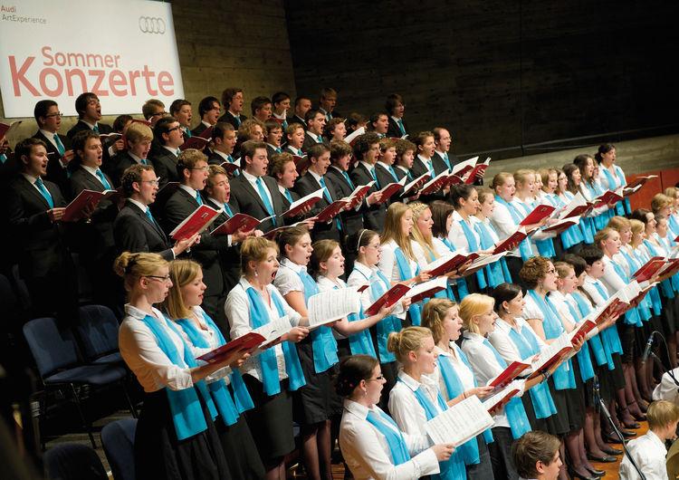 Internationales Jugendchortreffen