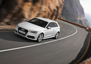 AUDI AG: continuing growth in Europe too