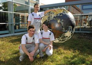 Ingolstadt - Europa: Audi-Auszubildende im Auslandseinsatz
