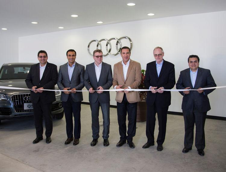 Audi México on track for growth