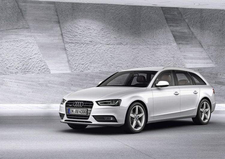 Audi A4 Avant (2011)