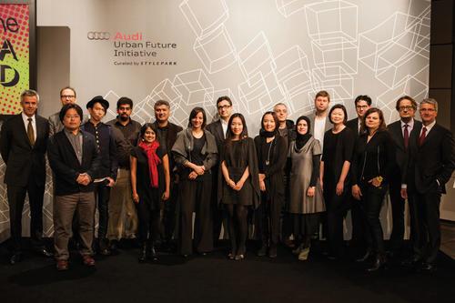 Metropolis & Mobility Dialogue at Audi Forum Ingolstadt: