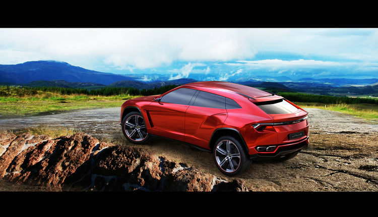 New Lamborghini SUV: Production in Sant'Agata Bolognese and investment  of hundreds of millions of Euros