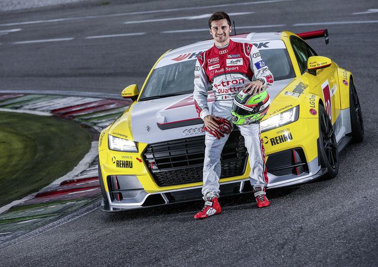 Audi Sport TT Cup Track Test